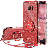 Discount HOT Bling Glitter Case For Samsung Galaxy S7 / S7 Edge