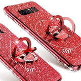 NEW Luxury Bling Glitter Case For Samsung NOTE 8