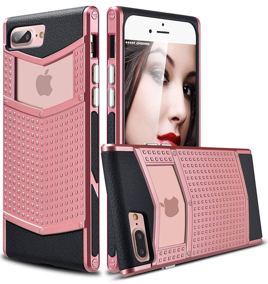 Shockproof Non-Slip Rubber Bumper Case for iPhone 6 / 7 / 8
