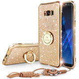 NEW Luxury Bling Glitter Case For Samsung Galaxy