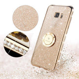 Discount Luxury Bling Glitter Case For Samsung Galaxy S7 / S7 Edge