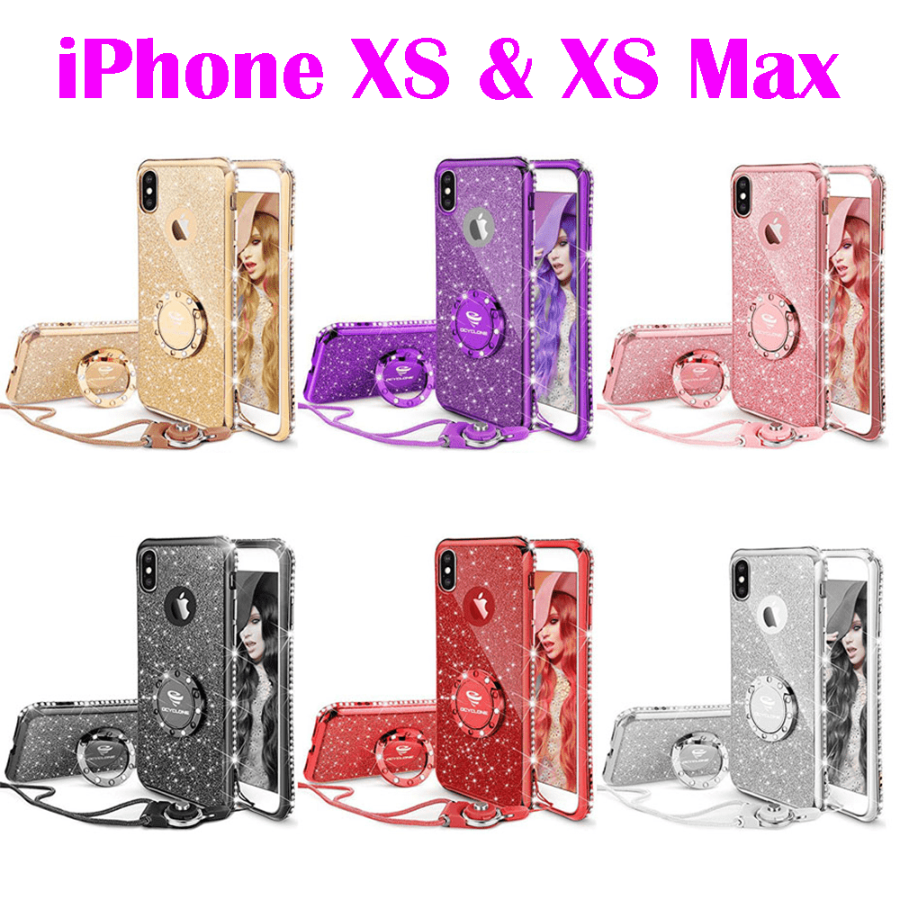 buy online b31bd 41c32 Bling Case iPhone X / XR/ XS / XS Max