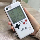 The Amazing Tetris Game Console iPhone Case!