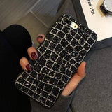 Fashion Sparkle Glitter Powder Sequins Phone Case For iPhone