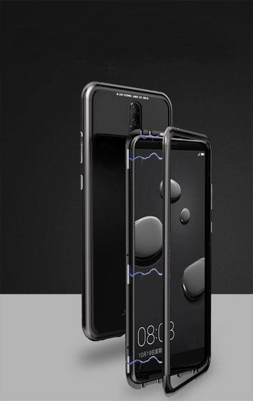 promo code 1a9a0 4590e Magnetic Adsorption Metal Bumper Case For Oneplus 6 – Bright & Sparkly