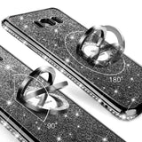 Luxury Bling Diamond Sleek Design Case For Samsung Galaxy