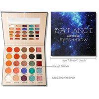25 Colors Nocturne Professional Eyeshadow Palette