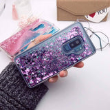 upsell Luxury Bling Liquid Quicksand Case For Samsung S9/S9+