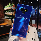 3D DIAMOND MIRROR CASE FOR NOTE 9 - Discount