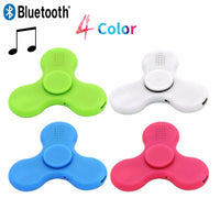 HOT! Bluetooth Speaker Fidget Spinner with Lights - FREE SHIPPING!