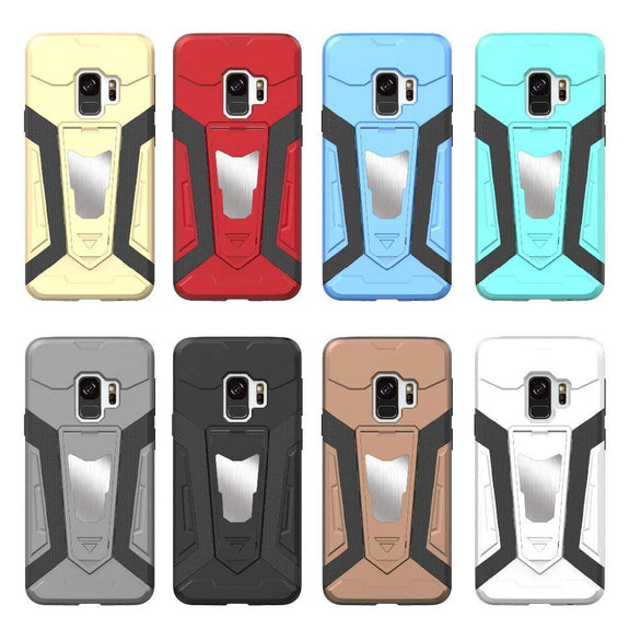 Discount Full Protection Hybrid Magnetic Case For Samsung S9/S9+