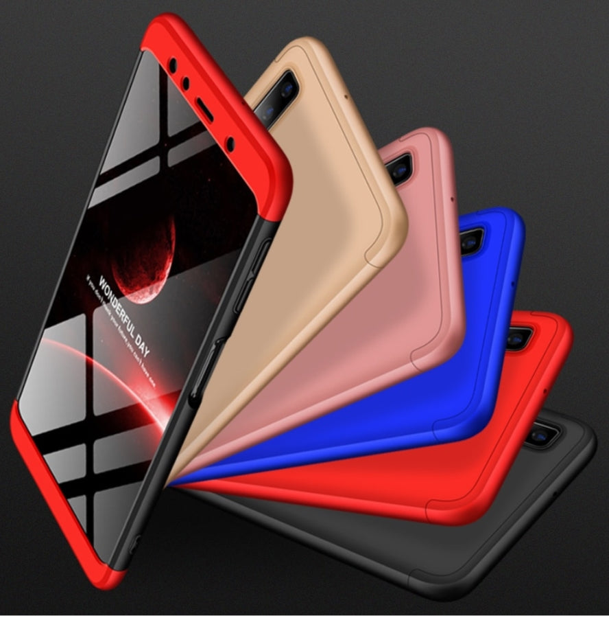 Hybrid 360 Degree Protection Case For Samsung Galaxy A7 (2018)
