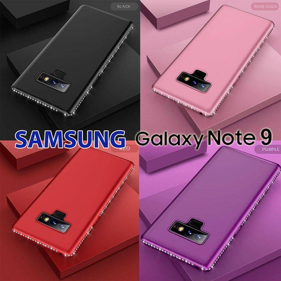 Luxury Diamond Case For Samsung Note 9