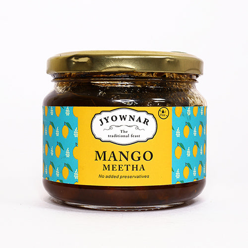 Mango Meetha Pickle, 300gm