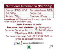 Uttra Turmeric Powder, 100gm