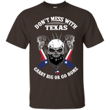 Pro-Gun! MEN's Don't Mess With Texas T-Shirt!