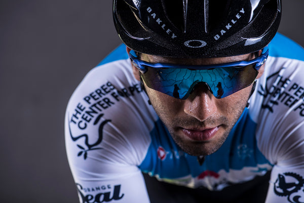Israel Cycling Academy Signs Multi-Year Deal with Oakley