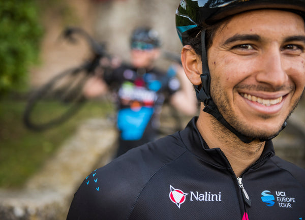 Israel Cycling Academy goes Italian