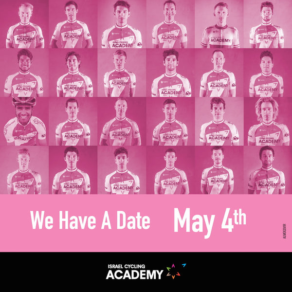 Israel Cycling Academy earns Giro d'Italia wildcard