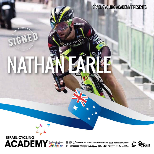 Nathan Earle rejoint l'ICA