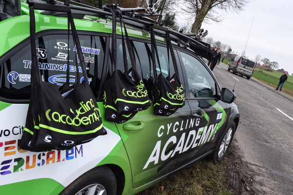 cycling academy bags