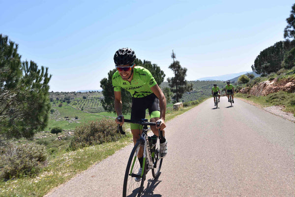 israel cycling academy and wattteam