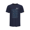 Israel Start Up Nation Team 2021 Peloton T-Shirt, bleu