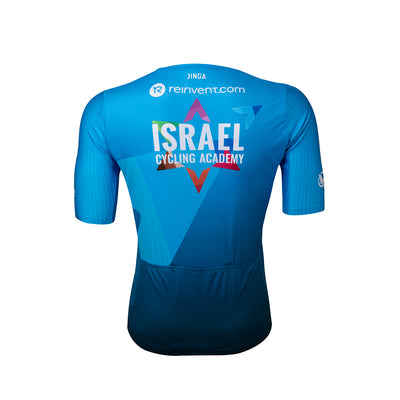 ICA Continental team official jersey -  second skin (4465850875957)
