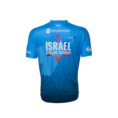ICA Official 2020 Continental Team Classic Jersey (4402171740213)