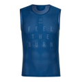 Couche de base Feel the Burn, bleu