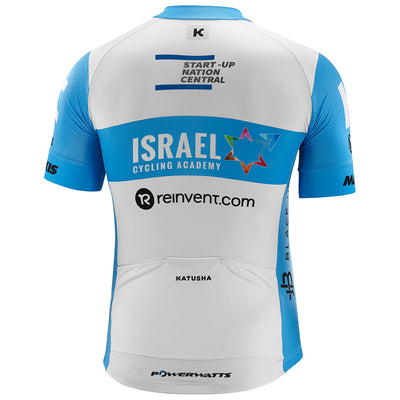 Israel start Up Nation World Tour Team Short Sleeve Replica Jersey (4402138775605)