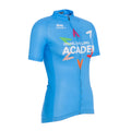 Women Race Cycling Jersey Blue (535885873205)