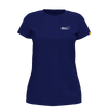 Israel Start Up Nation Team 2021 T-shirt à manches pour femme, bleu