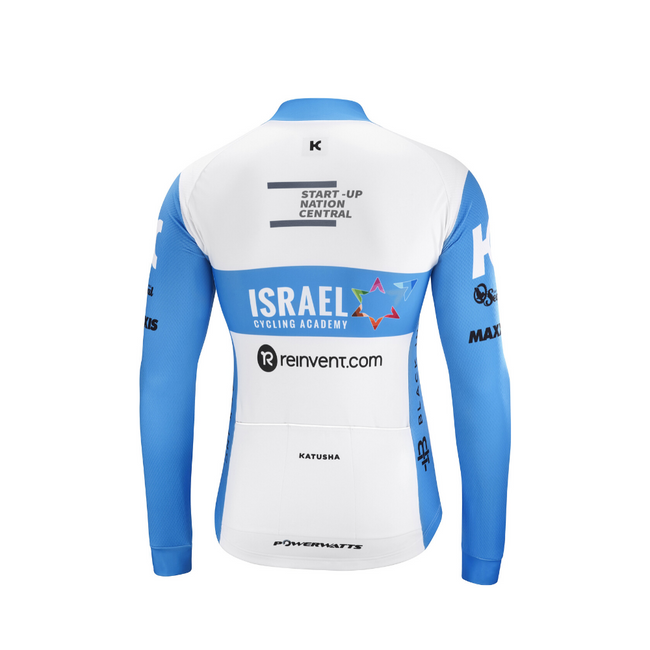 Maillot cycliste manches longues ISN 2020 (4592746463285)