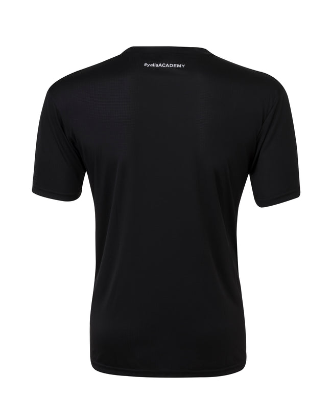 Dri-Fit Shirt for Running Walking Hiking Gym & Casual, Black (3759735636021)