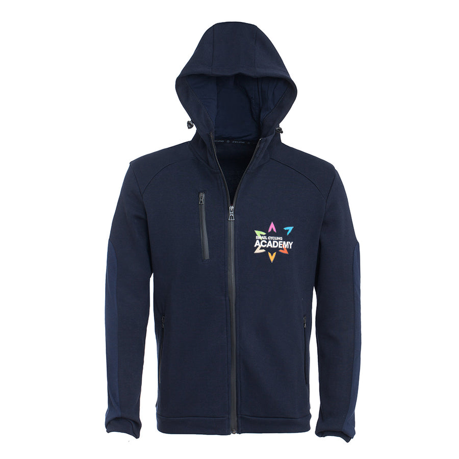 Team Hooded Sweatshirt Blue Unisex (535886266421)