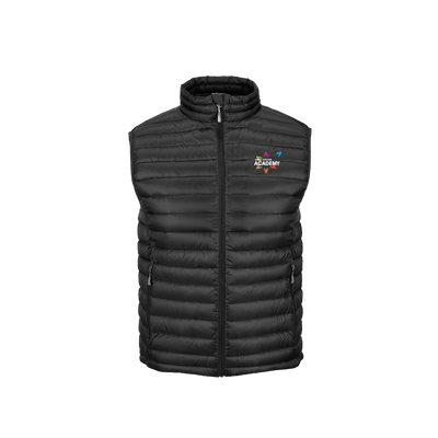 Branded Team Hooded Vest Lightweight Unisex (535886200885)