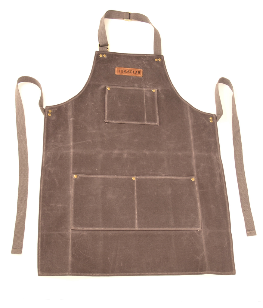 Child's Waxed Canvas Work Apron