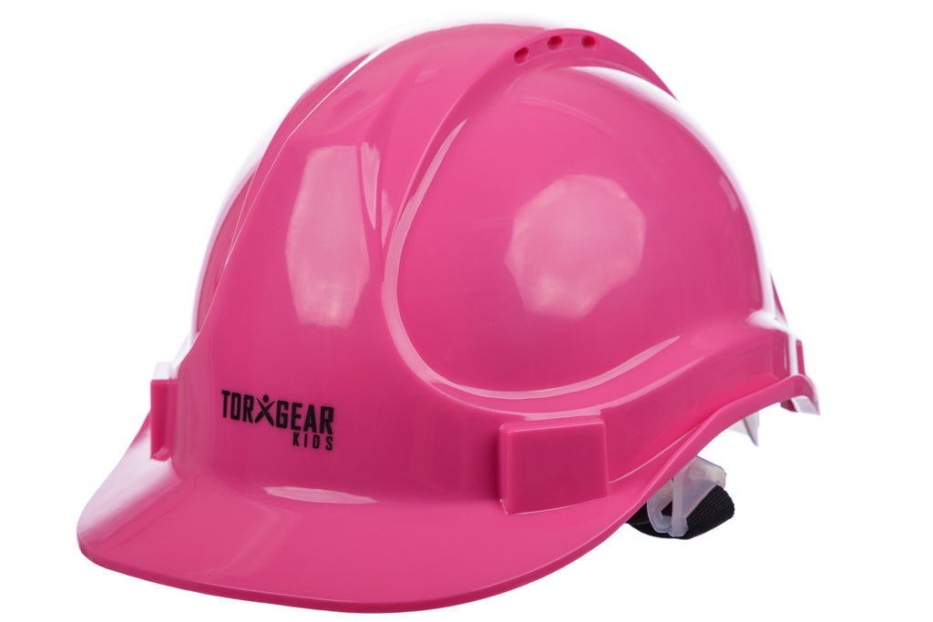 Small Hard Hat Pink