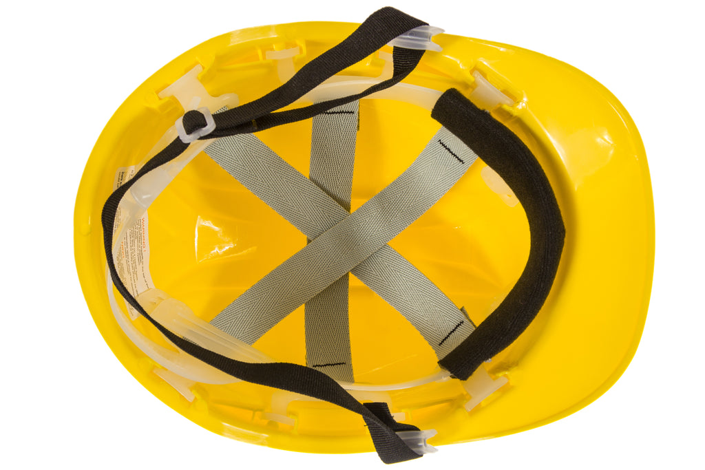 Small Hard Hat Yellow