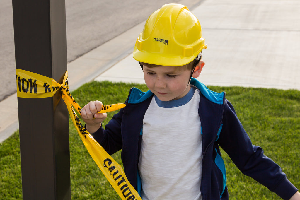 300 Foot Roll of Caution Tape (Barricade Tape for Kids and Adults)