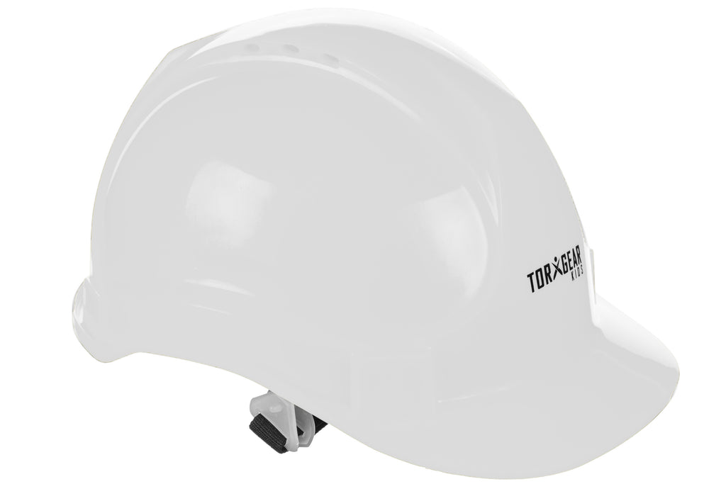 Small Hard Hat White