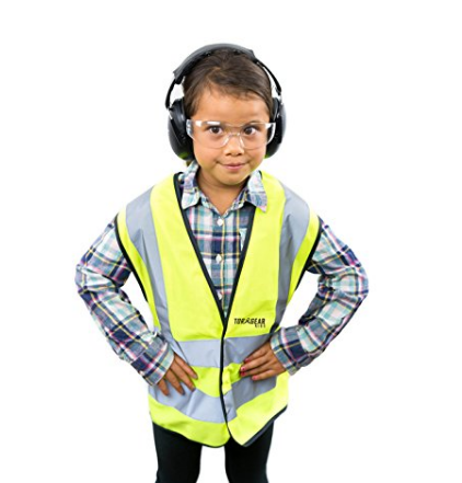 Child ear muffs - Quality shooters ear protection - Guaranteed for life! - TorxGear Kids