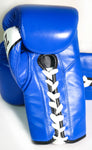 Shock boxing gloves laces