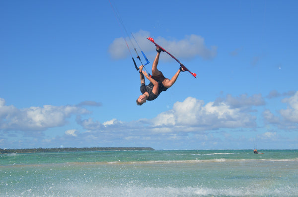 Kitesurf Tonga Ozone New Zealand