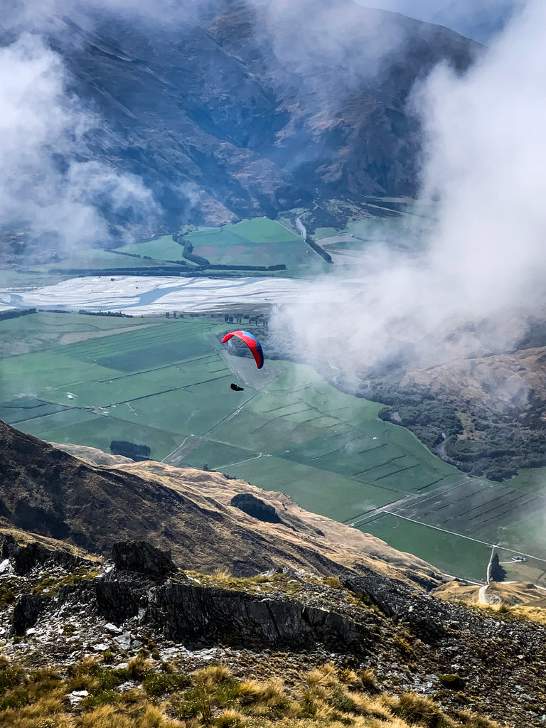 Ozone New Zealand Paraglider