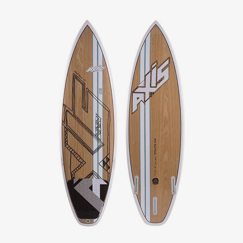"AXIS SURF BOARD 4'8"" WOODY."