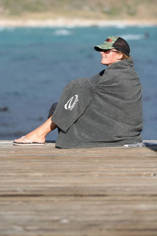 BEACH FLEECE 2m SQ