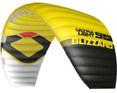 DEMO BLIZZARD V1 11M UL YELLOW