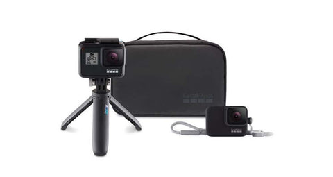 GOPRO HERO7 BLACK WITH FREE TRAVEL CASE (WORTH $109.99)